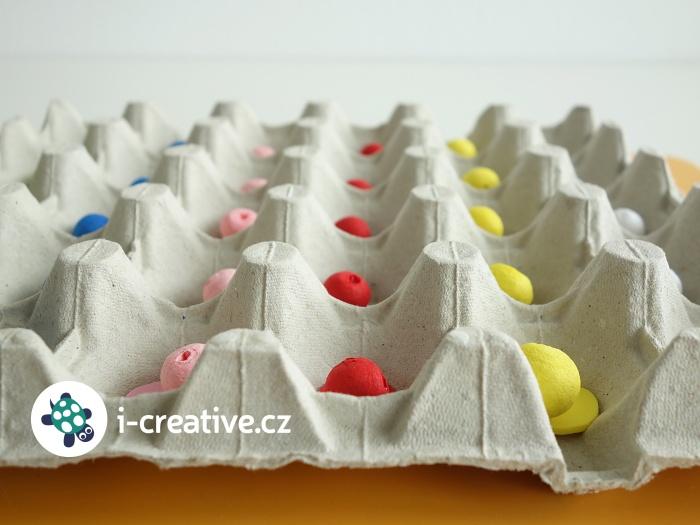 montessori doma - barvy
