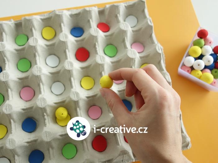 montessori hračky domácí výroba