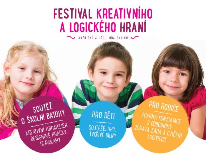 festival kreativního a logického hraní