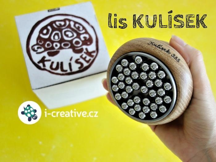 kuličkový lis Kulísek - kopie