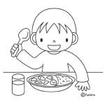 oběd v mateřské škole
