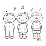 zpívání ve školce