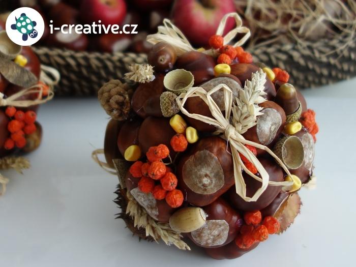 podzimni-dekorace-koule-z-prirodnin