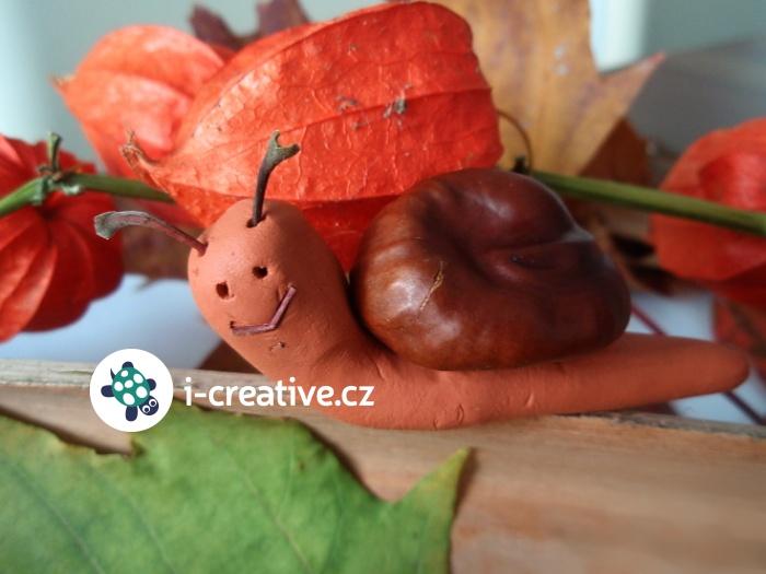 podzimni-tvoreni-pro-deti-snek-z-kastanu