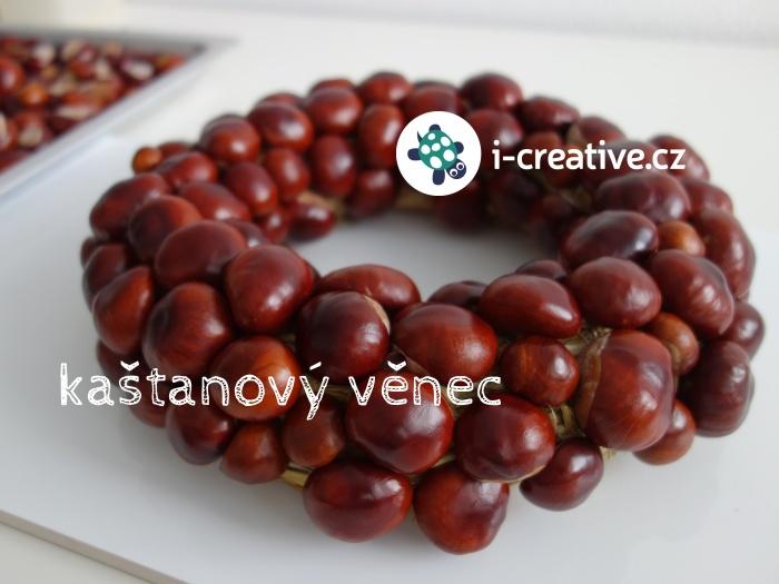 venec-z-kastanu-navod