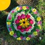 Jak vytvořit květinovou mandalu