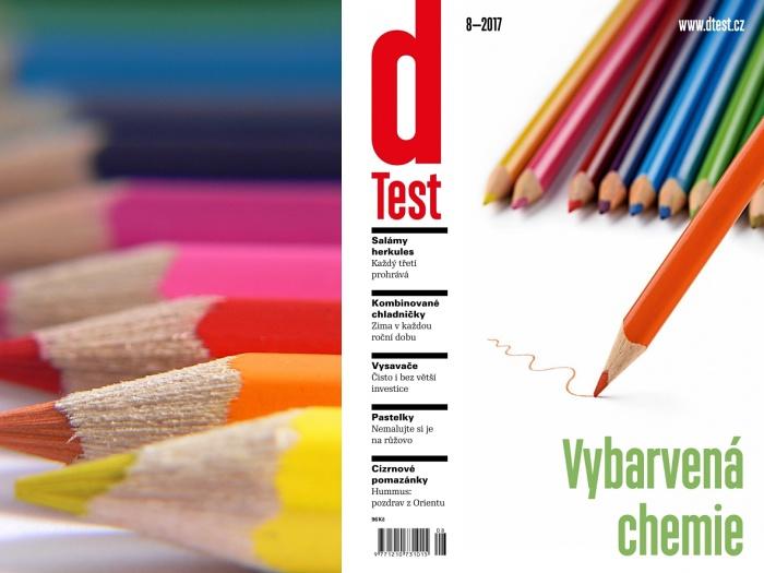 d test pastelky