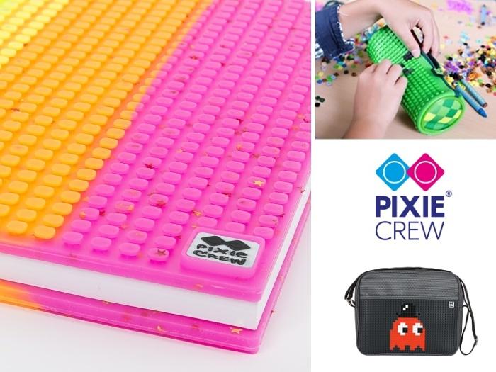 pixie crew vanocni darky