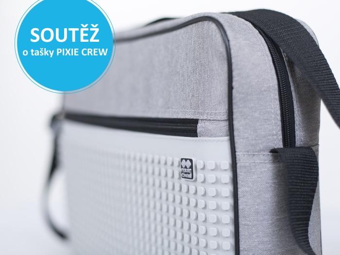 soutěž o tašky Pixie Crew