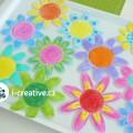 Výtvarné kouzlo: papírové květy, které se rozvíjejí